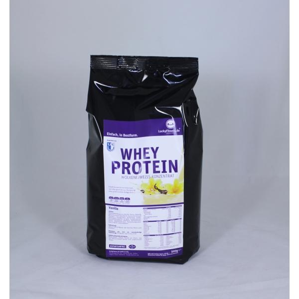 Whey Protein (500g Beutel)
