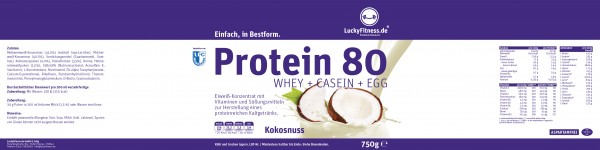 Muscle Protein (750g Dose)