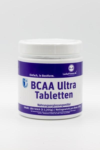 BCAA Ultra (1250 mg, 180 Tabletten)