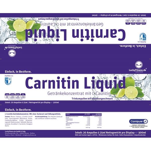 Carnitin Liquid (Lonza)