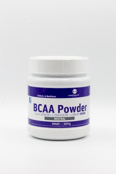 BCAA Instant Pulver