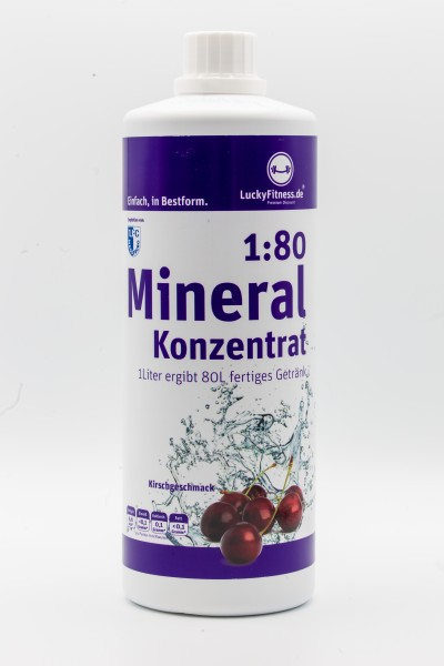 Mineral Liquid 1L=80 L. Low Carb (1000ml Flasche)