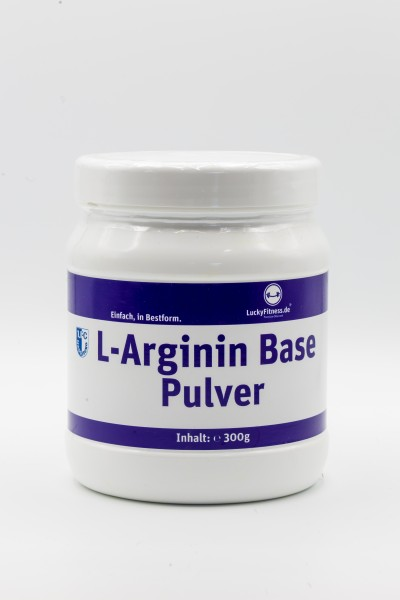 Arginin (basisch, 300g)