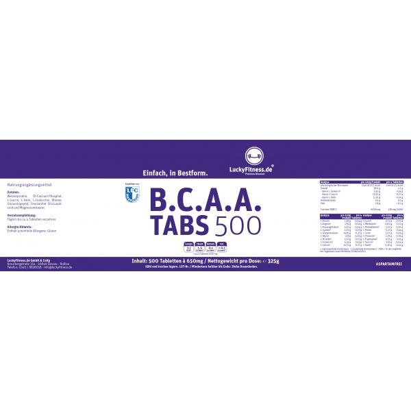 BCAA (1000mg)