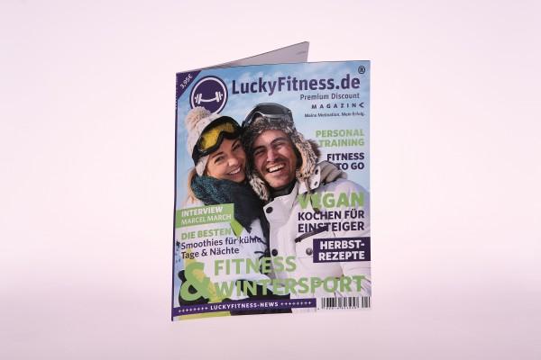 LuckyFitness.de Magazin