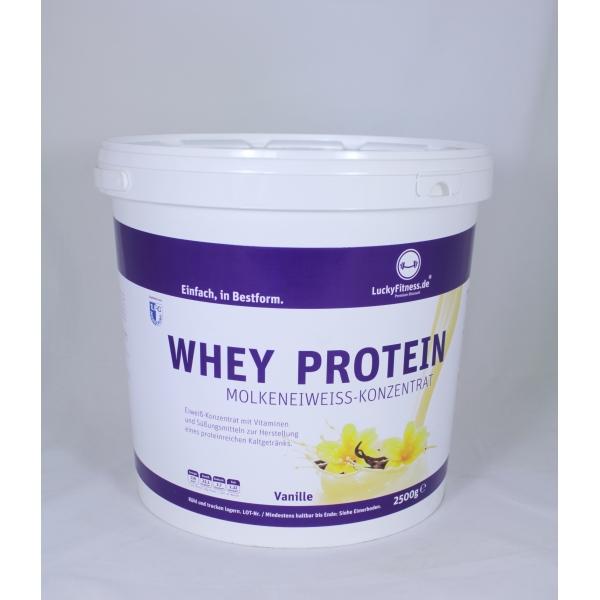 Whey Protein (2500g Eimer)
