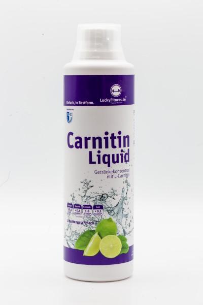 Carnitin Liquid (Lonza) (500 ml Flasche)