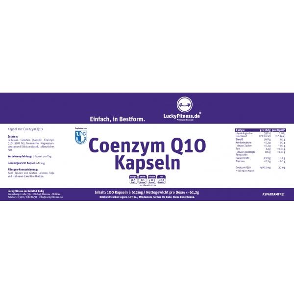 Q10 Kapseln 30mg