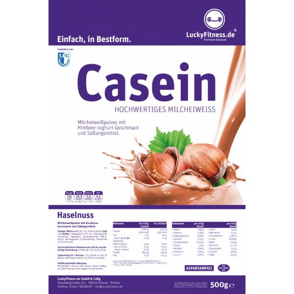 Casein (500g Beutel)